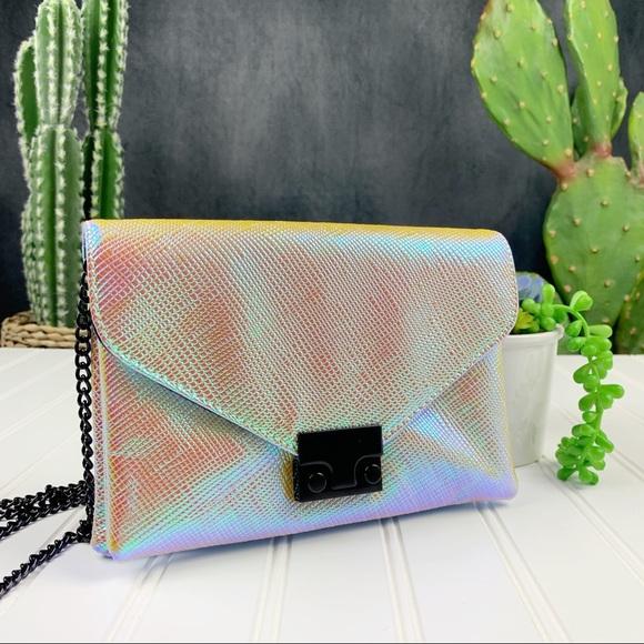 Loeffler Randall Handbags - 🆕 Loeffler Randall Pearl Jr. Lock Clutch Bag G301